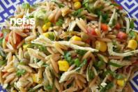 Bol Malzemeli Nefis Şehriye Salatası Tarifi