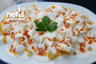 Haslama Patates Yoğurtlaması Mükemmel Lezzet -4