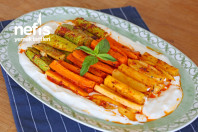 Çok  Beğenilen Sebze Kebabı Tarifi -1