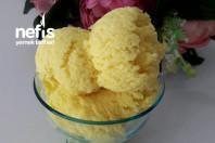 Gerçek Limonli Dodurma Tarifi