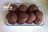 Kakaolu Kurabiye (kakaolu Muğla Halkası) Tarifi -1