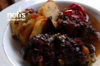 Medluma (patlıcan Yemeği) -7