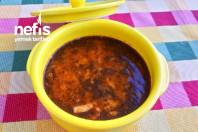 Vitamin Deposu Yeşil Mercimekli Erişteli Çorba