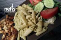 Pesto Soslu Makarna Ve Soya Soslu Kızarmış Tavuk (tavuk Dünyası ) -10