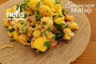 Hardal Soslu Patates Salatası -10