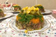 Patates Salatası (brokoli,havuç,dere Otu Eşliğinde)