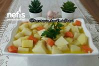 Zeytinyağlı Portakallı Kereviz Yemeği Tarifi -11