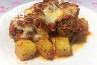 Kaşarlı Patates Köfte (kızartmasız Çok Hafif Tarif)