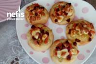 Teremyağlı Mini Pizza -4