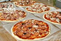 Dondurucu Pizza Nasıl Yapılır? 10 Dakikada Efsane Pizzalar (videolu) -12