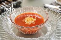 Domates Çorbası Tarifi -5