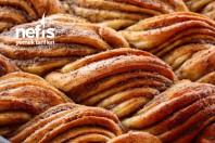 Haşhaşlı Burma Çörek (Tel Tel Açılan)
