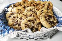 American Cookie Tarifi (yumurtasız Ve Bol Çikolatalı)