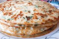 Peynirli Maydanozlu Krep -4