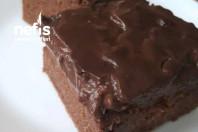Çikolata soslu kek -6