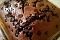 Kakaolu Ve Damla Çikolatalı Enfes Kek -1