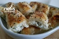 Baklavalık Yukfadan Leziz Peynirli Börek -4