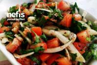 Kebapçı Salatası -2