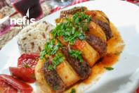Yelpaze Patates Kebabi