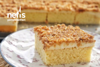 Pamuk Pasta (Karamelize Hindisatn Cevizli)