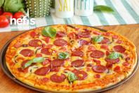 Evde Pizza Tarifi Nasıl Yapılır? -12