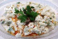 Karnabahar Salatası(yoğurtlu) -4