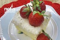 Kremalı Pamuk Pasta