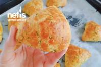 Enfes Lezzetli Dış Çıtır Çıtır İçi Yumuşacık Dereotlu Peynirli Poğaça -1