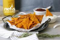 Ev Yapımı Doritos Cips -1