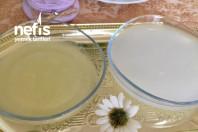 Pasta Üzerindeki Meyvelerin Kararmaması İçin Jel