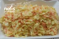 Meşhur Kfc Coleslow Salatası (Muhteşem lezzette)