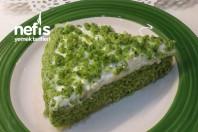 Tart Kalıbinda Ispanaklı Pasta