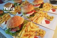 Evde Hamburger Tarifi -1