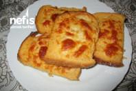Fırında Yumurtalı Sütlü Ekmek