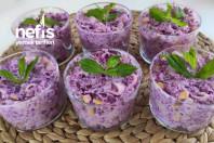 Kaşık Kaşık Yediren Mor Lahanalı Makarna Salatası (Videolu) -1