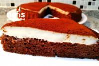 Tart Tiramisu /çay Bardağı Ölçüleriyle Kocaman Bir Pasta