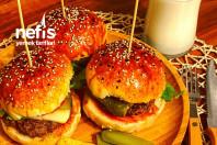 Hamburger Menü -2