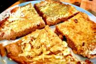 Kaşarlı Baharatlı Omlet